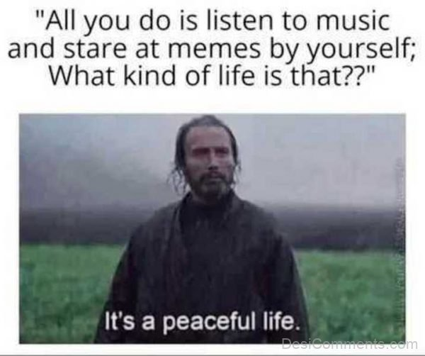 All You Do Is Listen