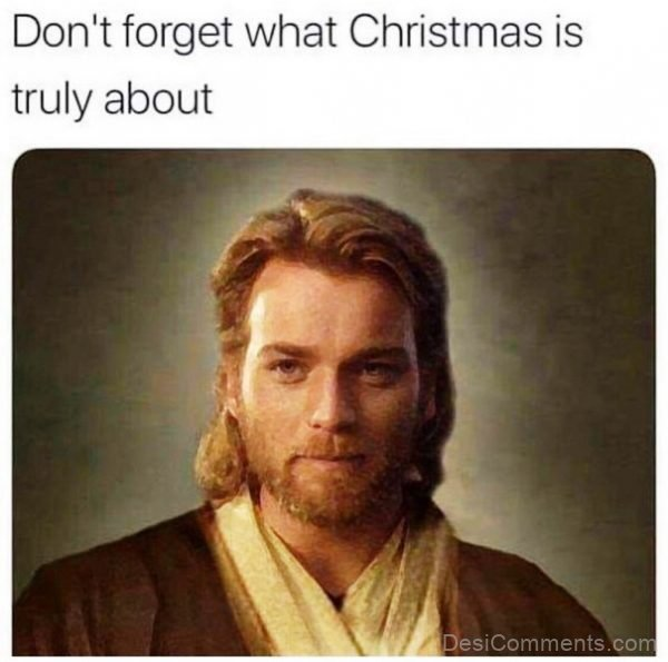 Don't Forget What Christmas