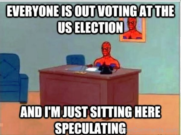 Everyone Is Out Voting
