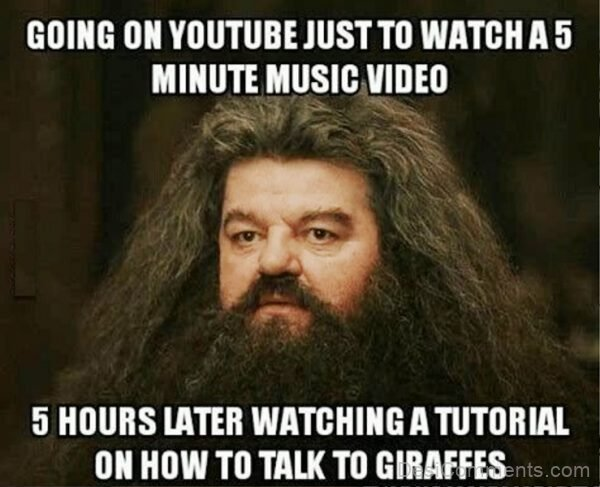 Going On Youtube