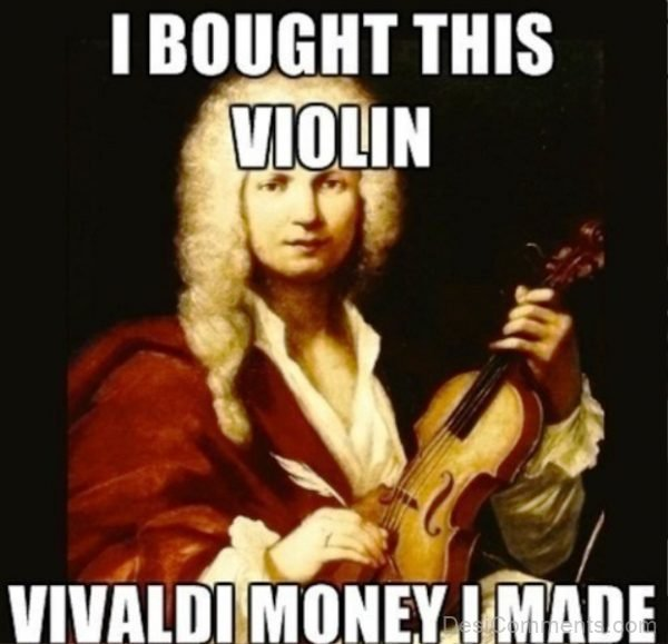 I Bought This Violin