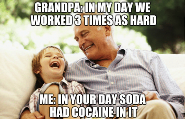 In My Day
