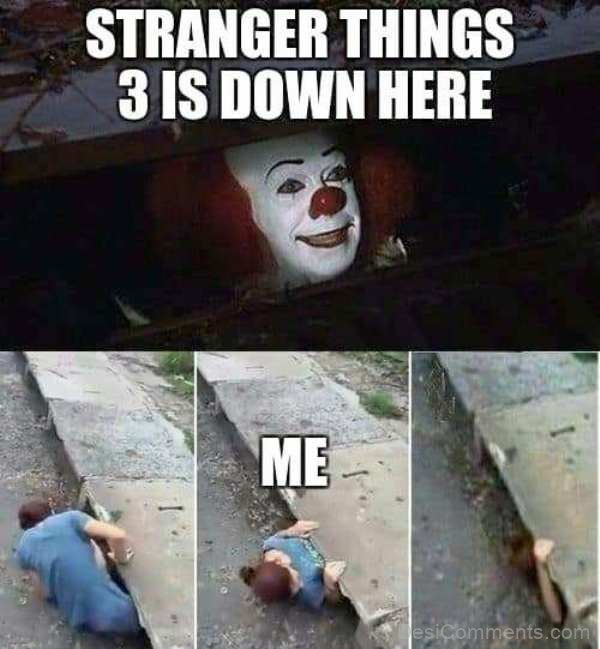 Stranger Things 3 Is Down Here