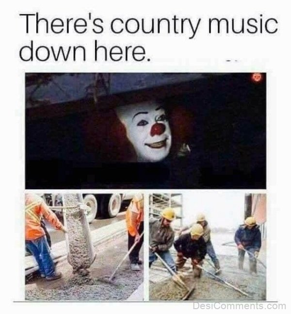 There's Country Music