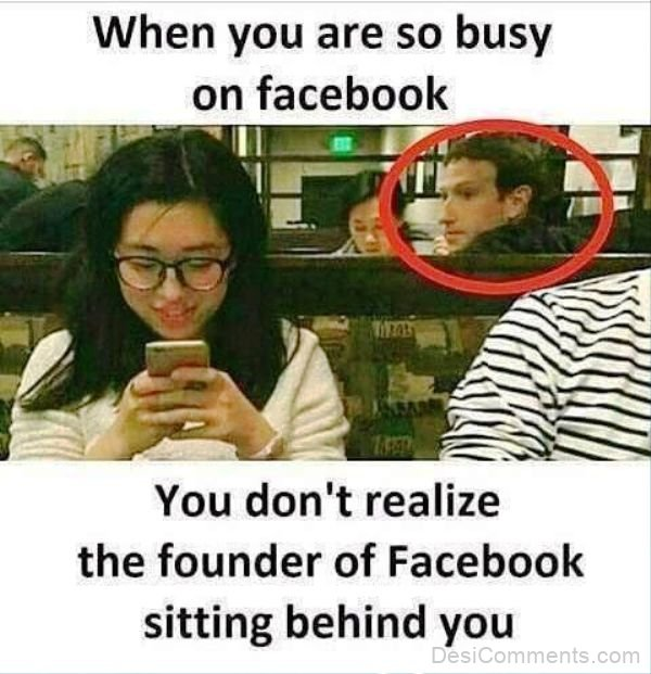 When You Are So Busy