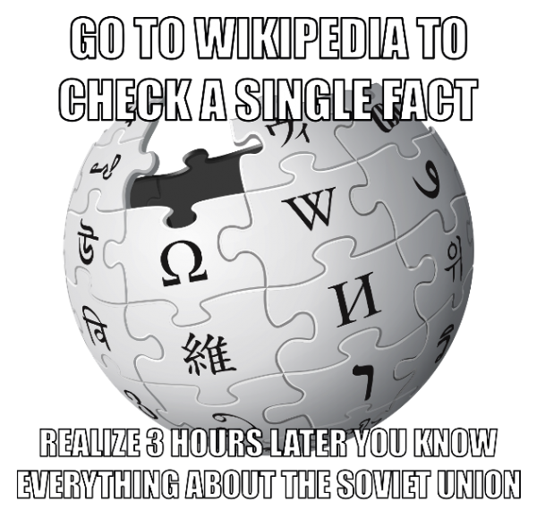 Go To Wikipedia