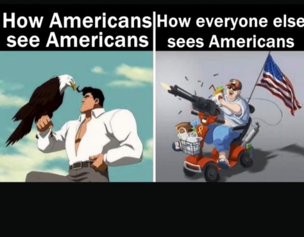 How Americans See Americans