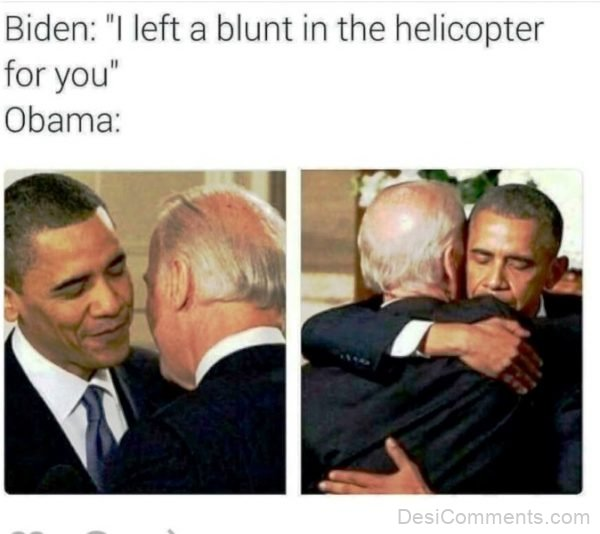 I Left A Blunt In The Helicopter