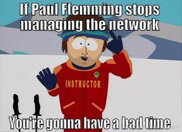 If Paul Flemming