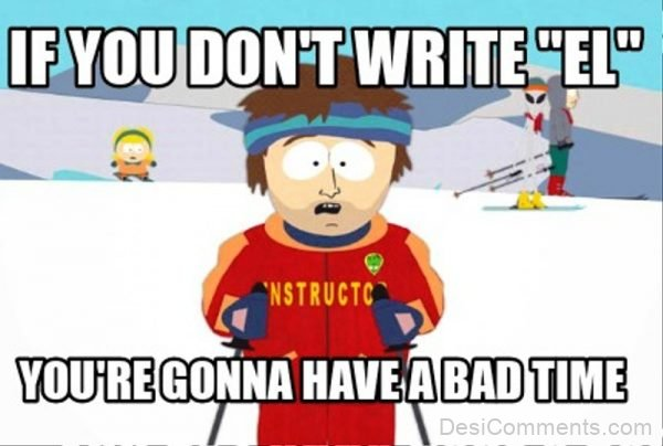 If You Don't Write