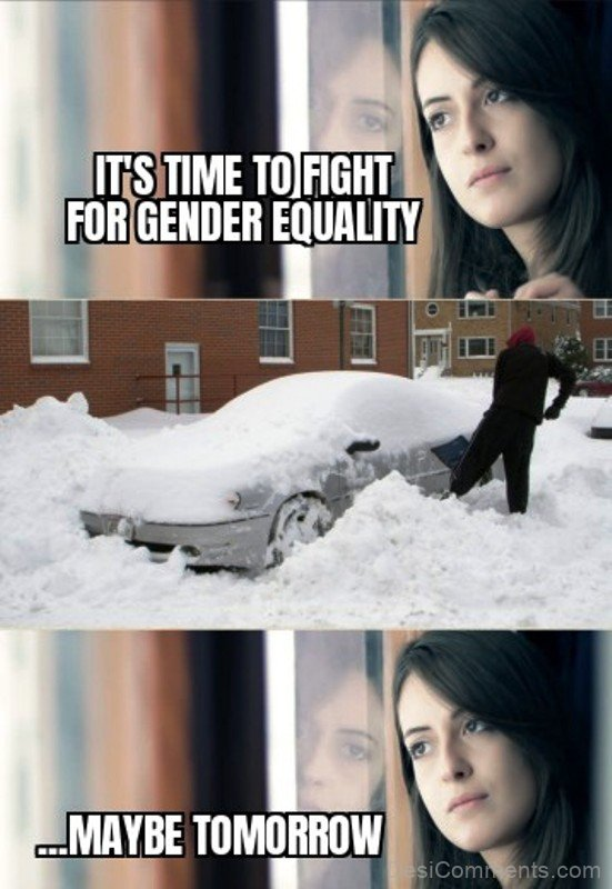 Its Time To Fight