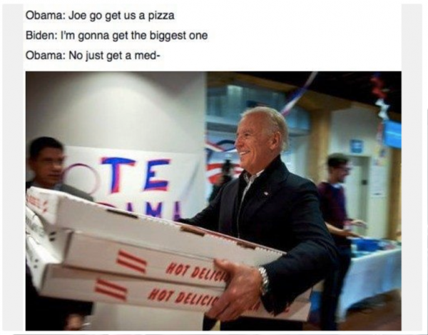 Joe Go Get Us A Pizza