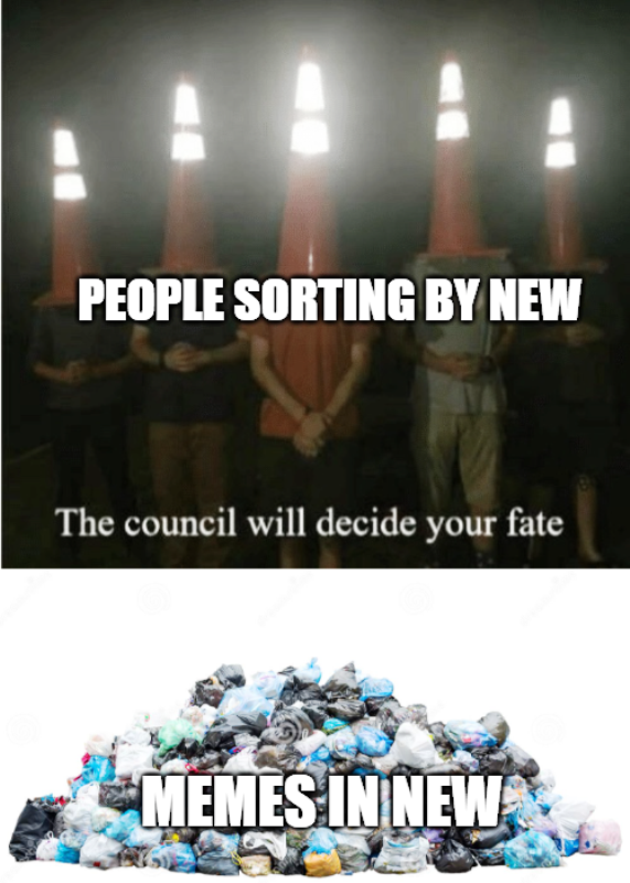 People Sorting By New
