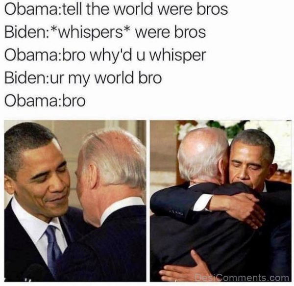Tell The World Were Bros