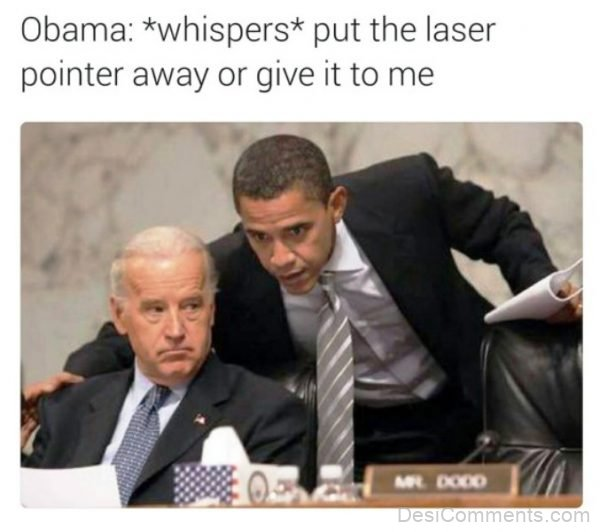 Whispers Put The Laser