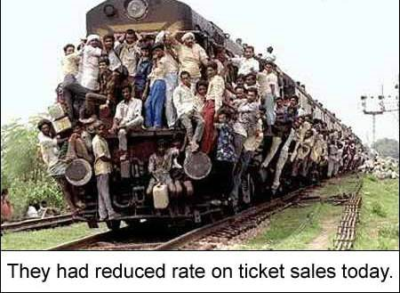 Reduced Rate On Ticket