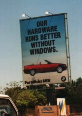 Without windows