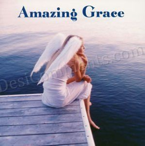 Picture: Angel amazing grace