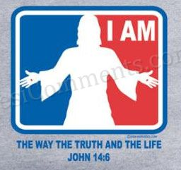 Christian Graphic - I Am