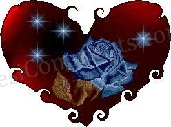 Picture: Rose in Heart