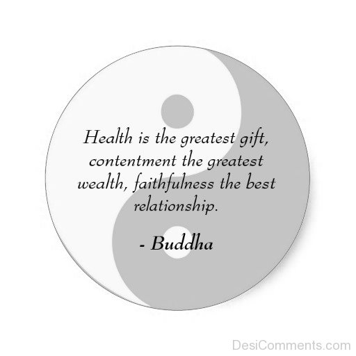 Contentment The Greatest Wealth
