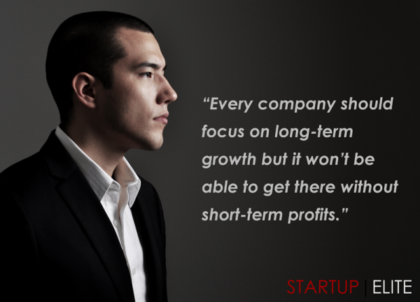Every Company should Focus On Long terms growth