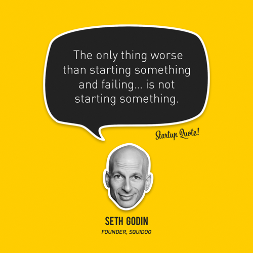 Failing Is Not Starting Something