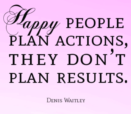 Happy People Plan Action