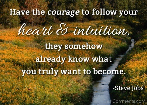 Heart & Intuition