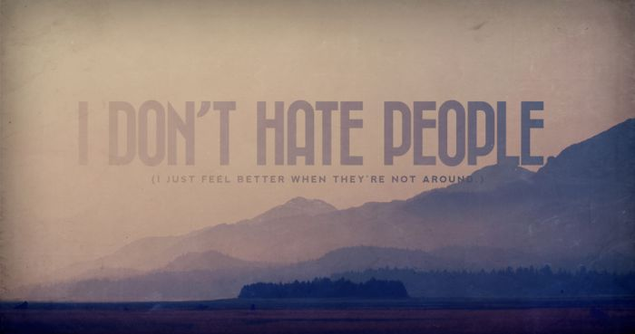 I don t hate people. I just feel better when they... - DesiComments.com 653b202c43a2