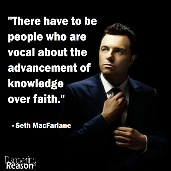 Knowledge over faith