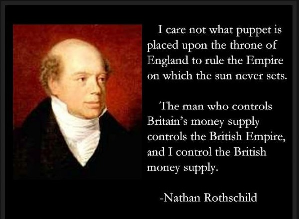 Nathan rothschild is quotes
