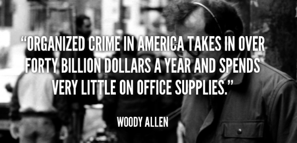 an essay on organized crime in america Implications for us and international law scott p boylan abstract this essay  discusses organized crime and corruption in russia and their effects on us busi .