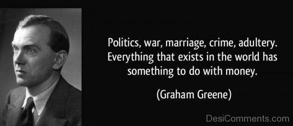 Politics War Marriage Crime Adultery Quote