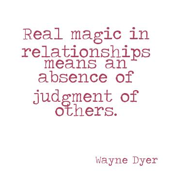 Real magic in relationship