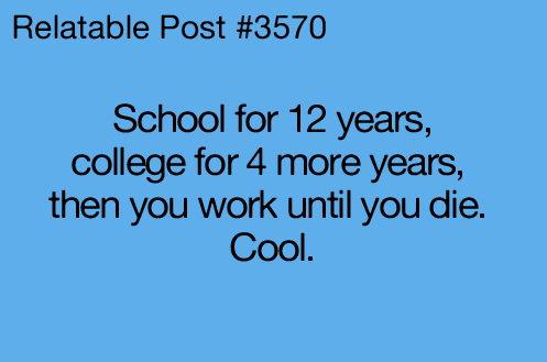 School For 12 Years
