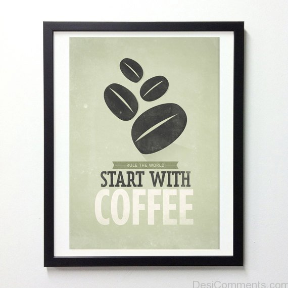 Start With Coffee