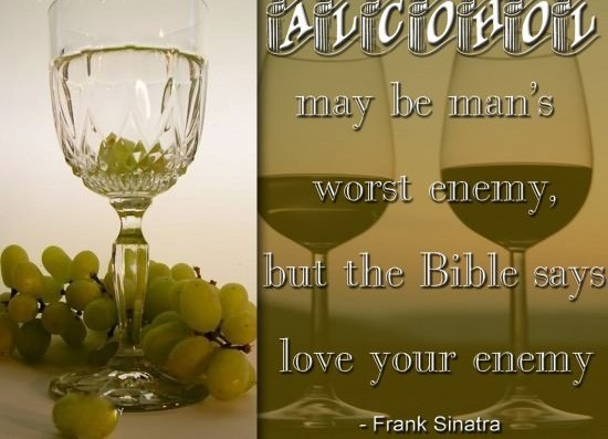 The Bible Says Love Your Enemy