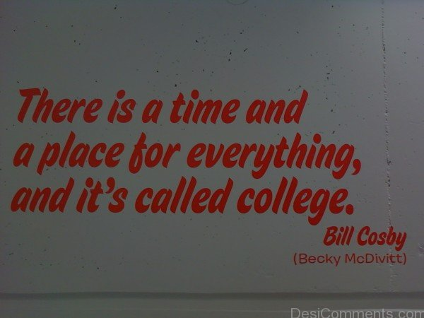 There Is A Time And A Place For Everything And It's Called Collage