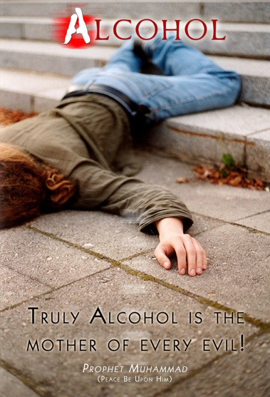 Truly Alcohol Is The Mother Of Every Evil