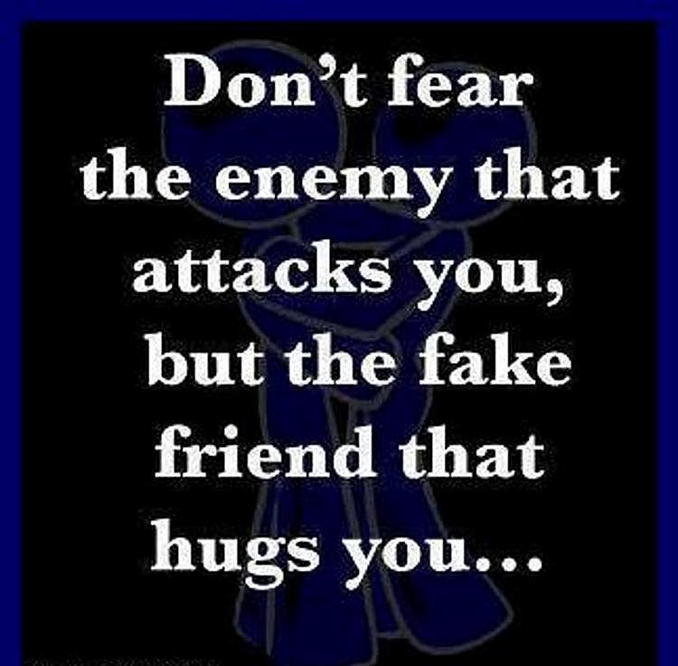 quotes about fake friends - photo #1