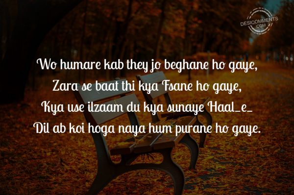 Wo Humare Kab They