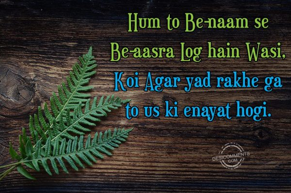 hum-to-be-naam-se-be-aasra-log-hain-wasi