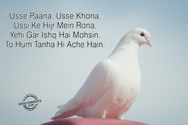 Picture: Usse Paana, Usse Khona