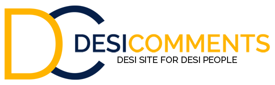 Desi Comments Logo
