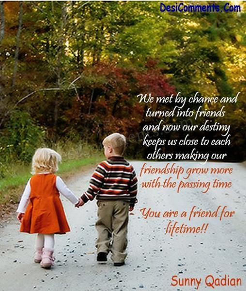 Friendship Wallpapers With Wordings