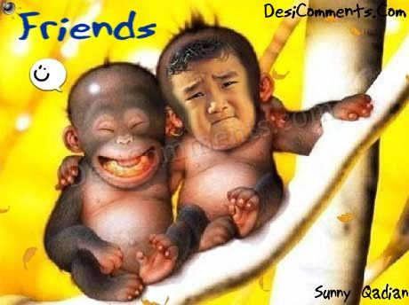 Friends are Friends