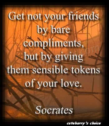 Socrates Advice