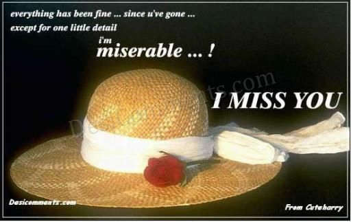 Picture: Without You i m Miserable