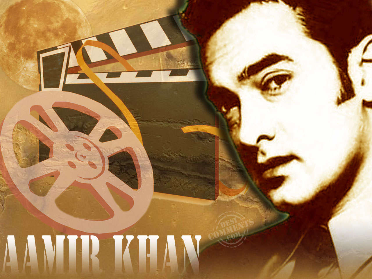 Aamir Khan Wallpapers - Page 2